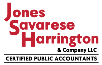 Jones, Savarese, Harrington & Company Logo